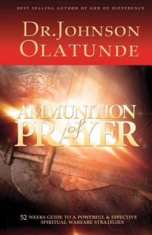 Ammunition of Prayer