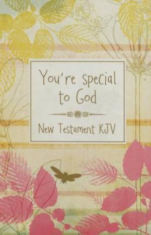 Gift New Testament-KJV-Someone Special
