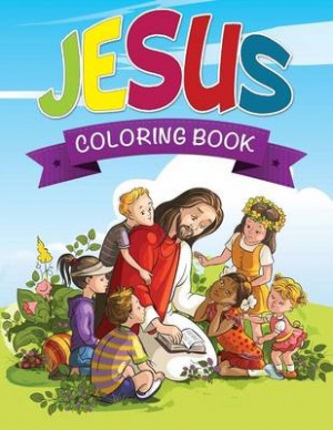 Jesus Coloring Book