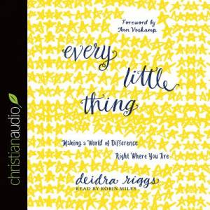 Every Little Thing CD