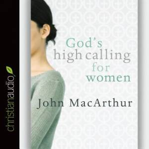 God'S High Calling For Women CD