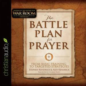 Battle Plan For Prayer, The CD