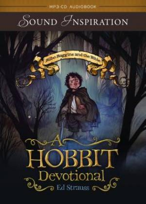A Hobbit Devotional MP3 CD Audiobook