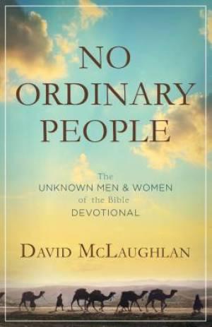 No Ordinary People