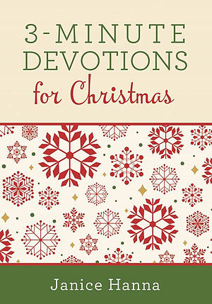 3 Minute Devotions for Christmas