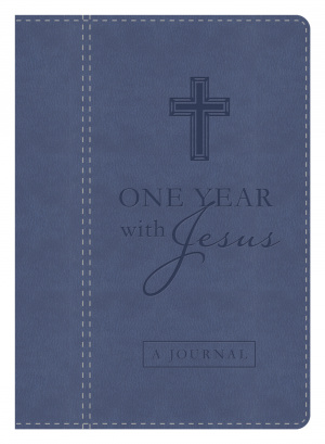 One Year With Jesus Journal