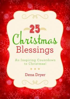 25 Christmas Blessings
