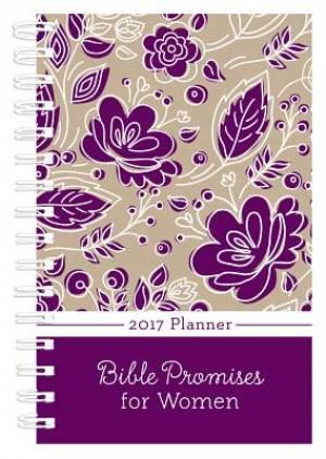 Bible Promises for Women Planner 2017