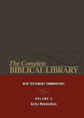 Complete Biblical Library (Vol. 2 New Testament Commentary)