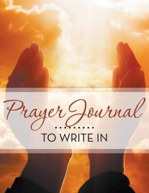 Prayer Journal To Write In