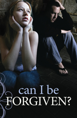 Can I Be Forgiven Tracts - Pack Of 25