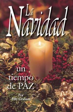 Christmas: A Time For Peace (Spanish, Pack Of 25)
