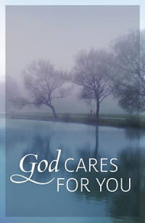 God Cares For You Tracts Pack of 25