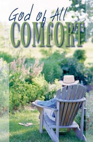 God Of All Comfort (Pack Of 25)