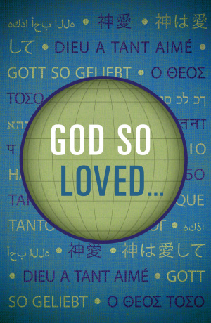 God So Loved... (Pack Of 25)