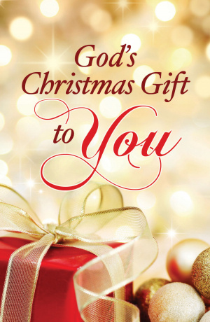 God's Christmas Gift To You (Pack Of 25)