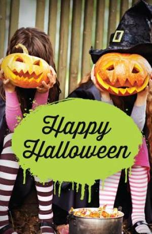 Happy Halloween (Ats) (Pack Of 25)