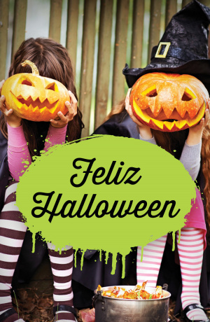 Happy Halloween (Ats)(Spanish, Pack Of 25)