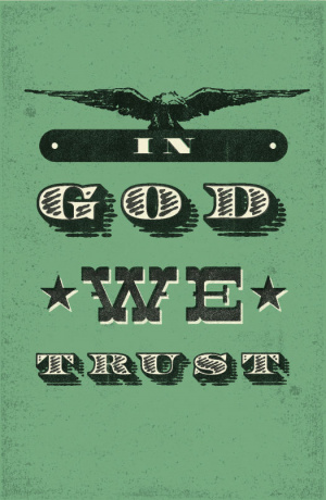 In God We Trust (Pack Of 25)