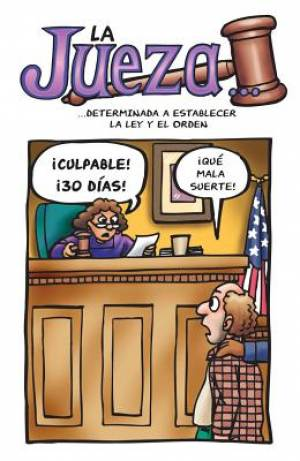 Judge (Spanish, Pack Of 25), The