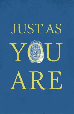 Just As You Are (Pack Of 25)
