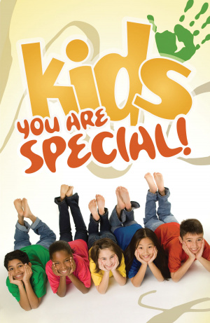 Kids, You Are Special (Pack Of 25)