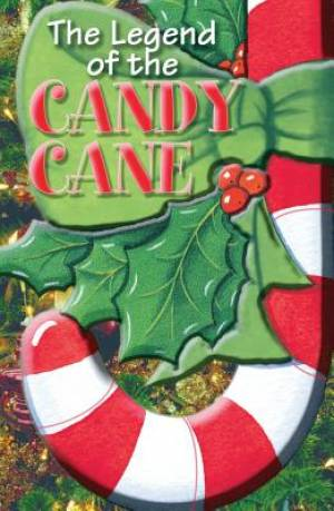 Legend Of The Candy Cane, The (Pack Of 25)