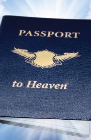 Passport To Heaven (Pack Of 25)
