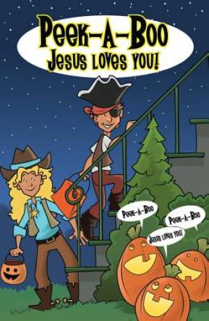 Peek-A-Boo Jesus Loves You (Pack Of 25)