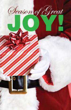 Season Of Great Joy! (Pack Of 25)