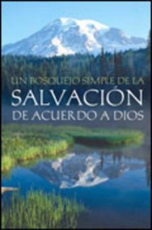 A Simple Outline Of God's Way Of Salvation (Spanish, Pack O