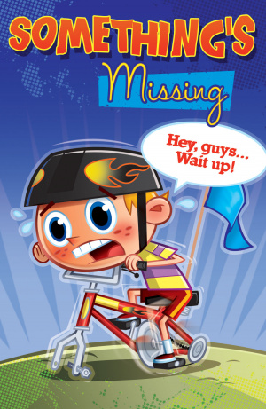 Somethings Missing Tracts - Pack Of 25