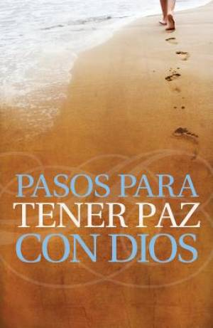 Steps To Peace With God (Spanish, Pack Of 25)