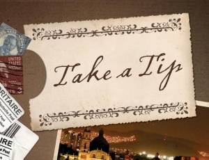 Take A Tip (Pack Of 25)