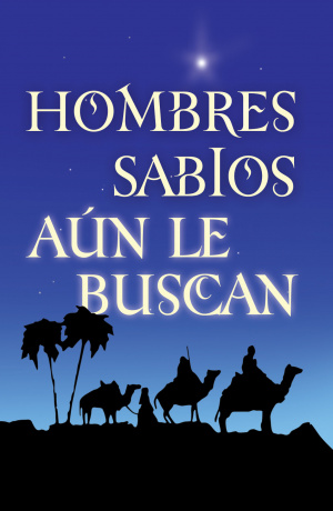 Wise Men Still Seek Him (Spanish, Pack Of 25)