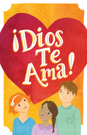 God Loves You! (Spanish, Pack Of 25)