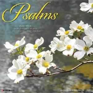 2017 Psalms Wall Calendar