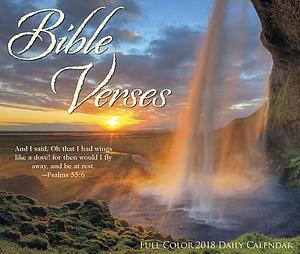 Bible Verses 2018 Box Calendar