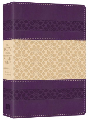 The KJV Cross Reference Study Bible - Indexed [Feminine]