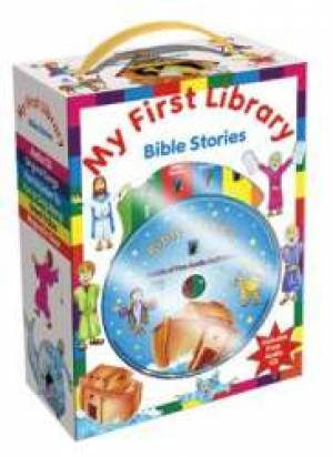 My First Library Bible Stories