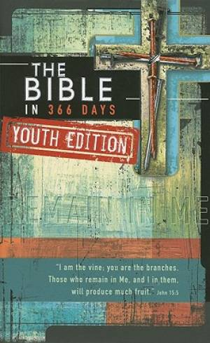 Bible In 366 Days - youth edition