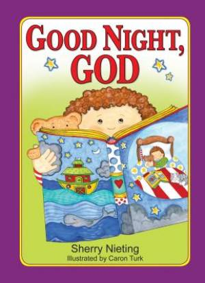 Board Book Good Night God