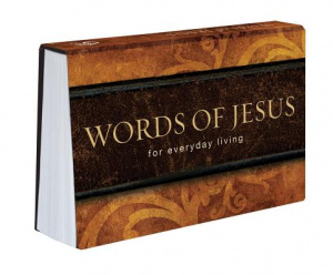 Words Of Jesus (pocket Companion)