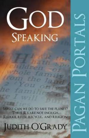 Pagan Portals - God-speaking