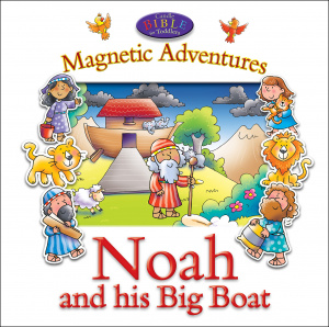 Magnetic Adventures - Noah and His Big Boat