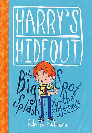Harry's Hideout - Spot the Difference and The Big Splash
