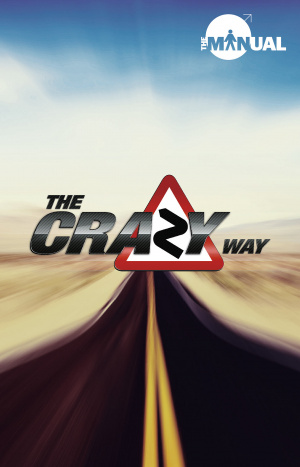 The Manual - The Crazy Way (Pack of 10)