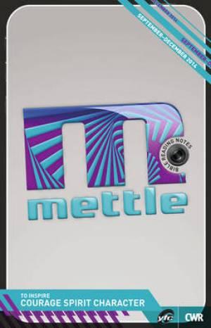 Mettle September December  2014