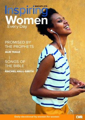 Inspiring Women March April 2016