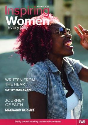 Inspiring Women July August 2016